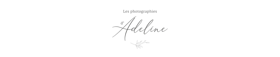 Les photographies d'Adeline